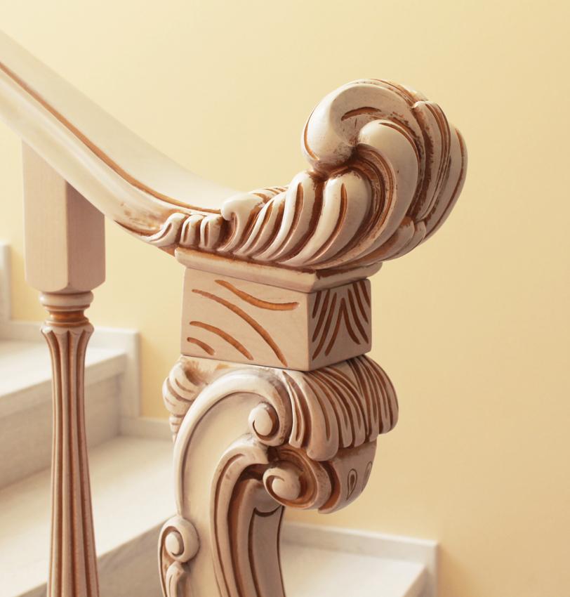 Деревянные ступени для лестниц по низкой цене в Москве