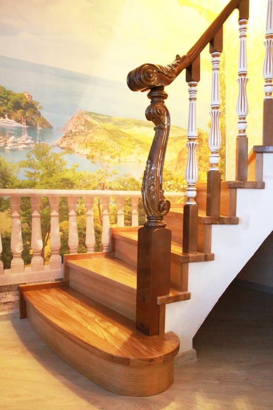 Купить балясины лестниц и ступеней, опоры для перил на