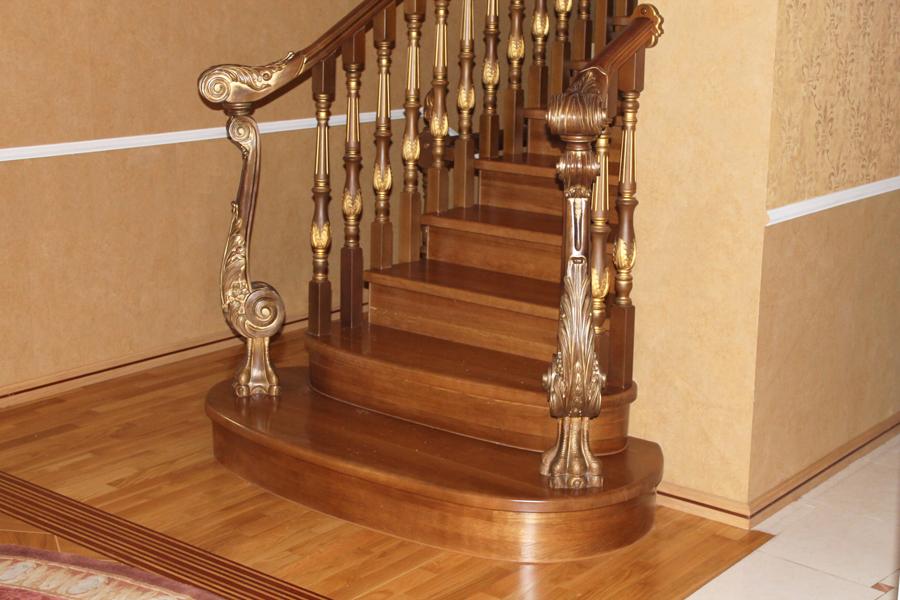 Резные лестницы